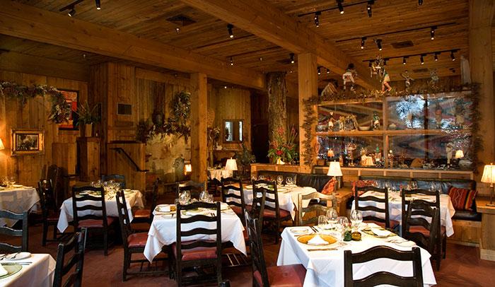 Sundance quot tree room restaurant by scot zimmerman